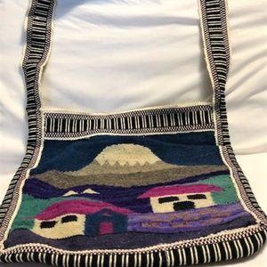 Handbags - Vintage  Never-Used Woven Bag